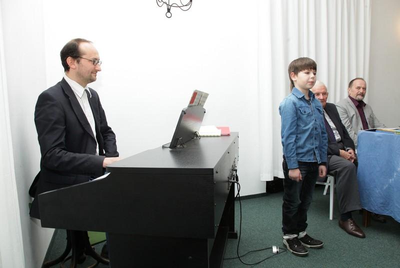 Hudební doprovod - Martin Hybler