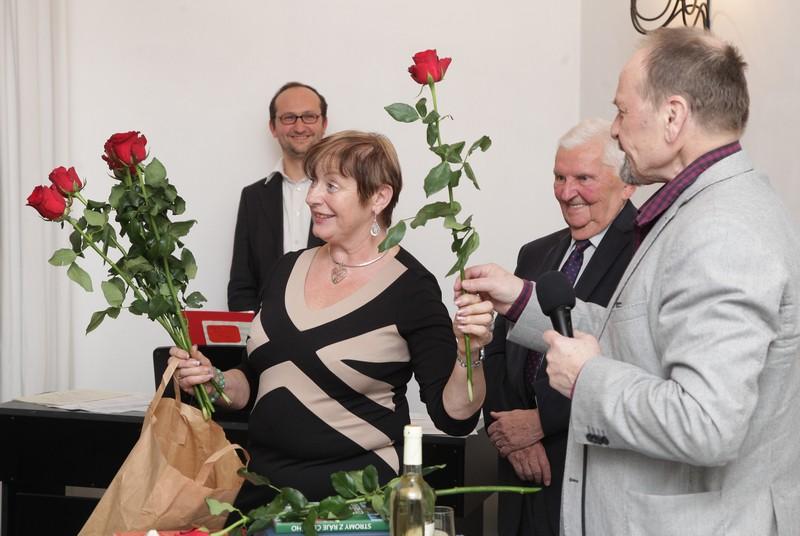 Růže pro Jiřího Žáčka