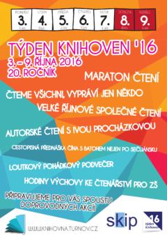 Říjen - týden knihoven 2016 infoplakát-1