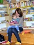 Čtení s maminkou