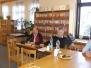 Tisková konference v knihovně (1. 10. 2015)